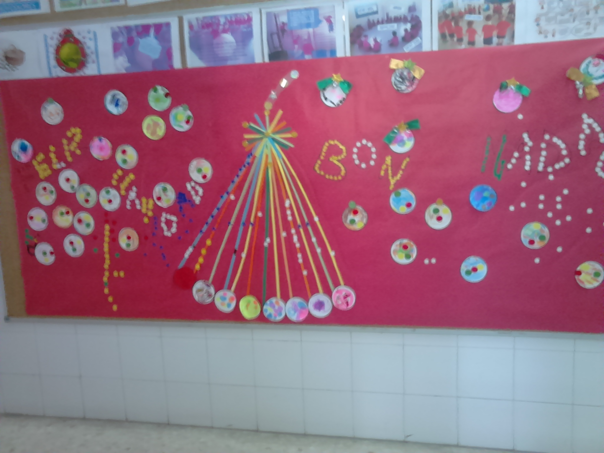 Gregori mayans murals de nadal - Mural navidad infantil ...