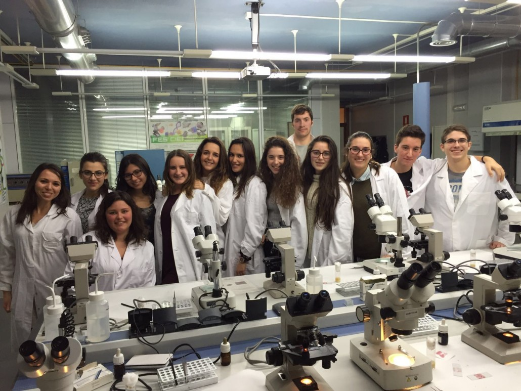 Pràctiques biologia 2016.